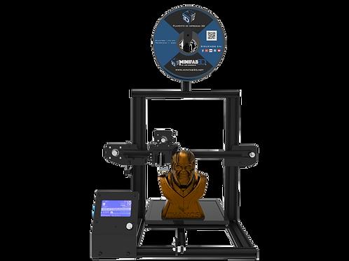Impresora 3D MaxPro 20x25 area de impresion