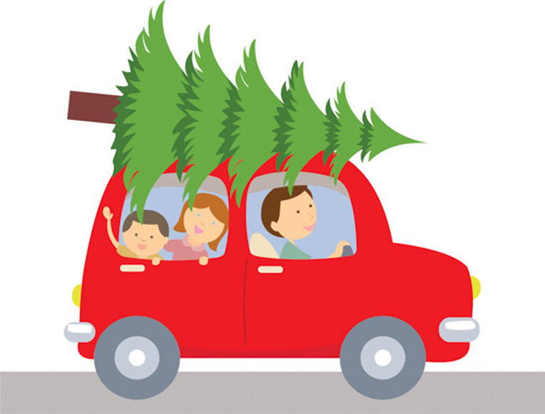 car-with-christmas-tree-on-roof-clipart.
