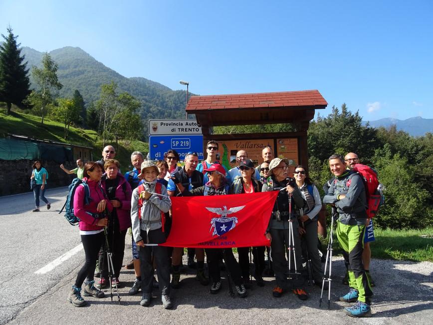 14-15 Settembre 2019: Monte Pasubio e 52 Gallerie