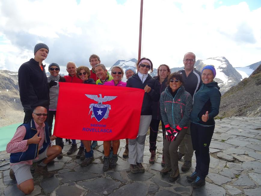 5 Settembre 2021: Giro dei 5 rifugi in Val Formazza
