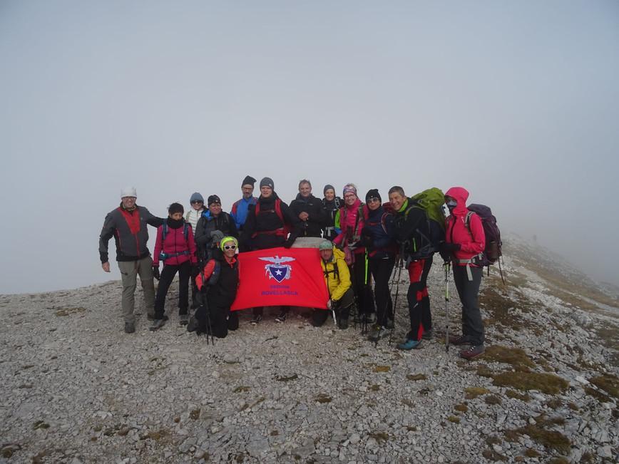 2-3 Ottobre 2021: Monte Pasubio