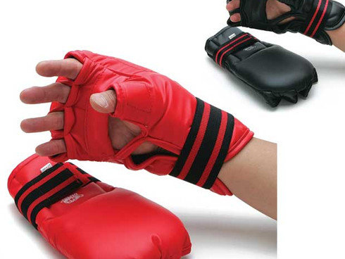 OPERATION: REPLACE SPARRING GLOVES