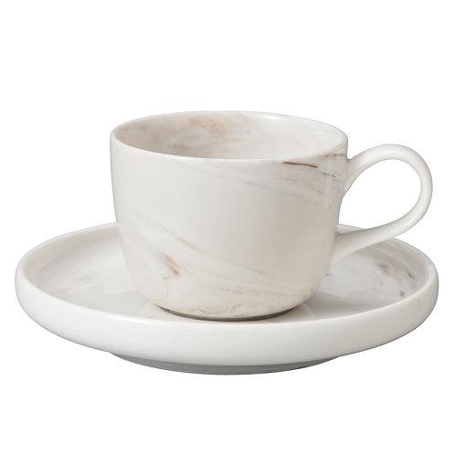 Marble エスプレッソカップ&ソーサー 150ml