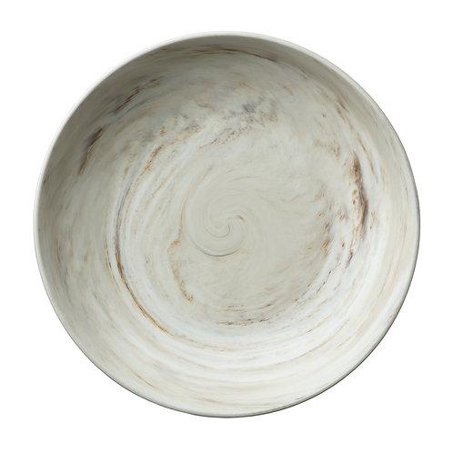 Marble 23cm ミートプレート(クープタイプ)