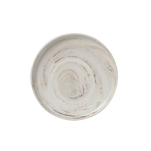 Marble 21cm サラダプレート