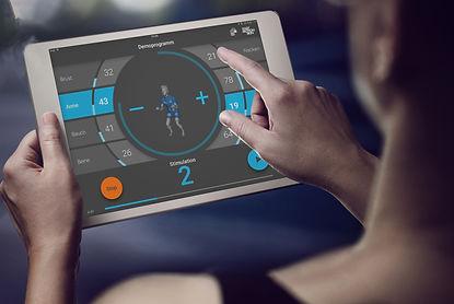 EMS mobiles Coaching
