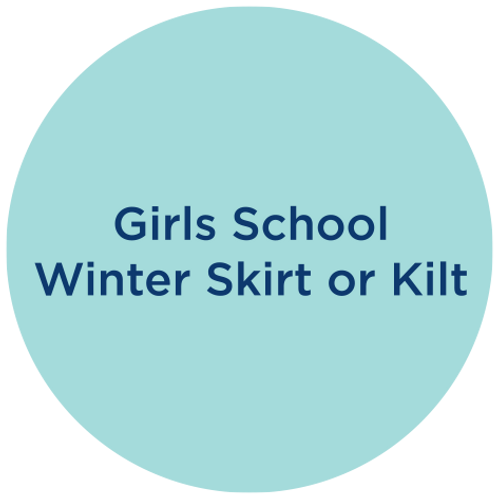 School Winter Skirt or Kilt