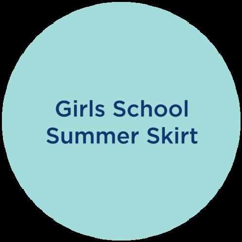School Summer Skirt