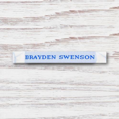 Style 9 Medium Font