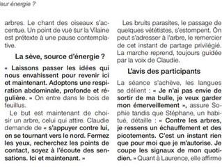 Article de presse Ouest France