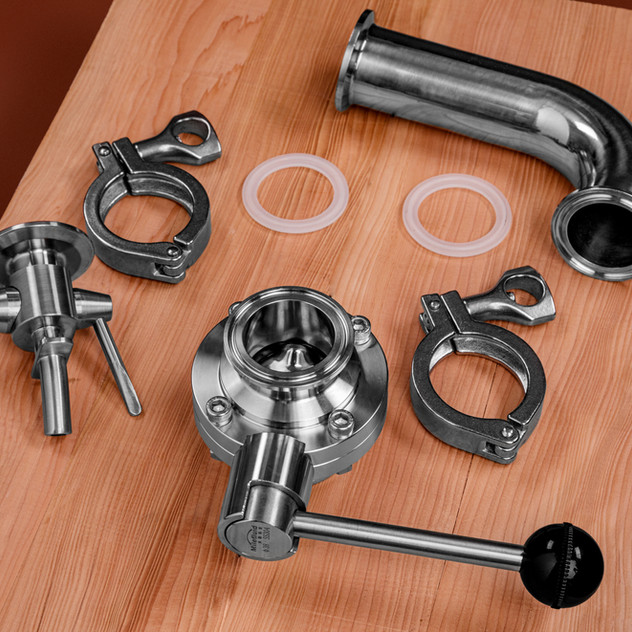 Parts and fittings