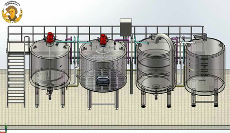 FOUR VESSELS BREWHOUSE