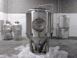 DISCOUNT: 10BBL Jacketed Unitank| One Left