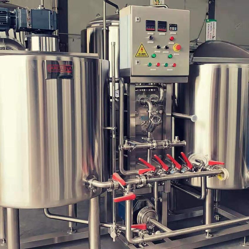 3BBL nano brewhouse-1