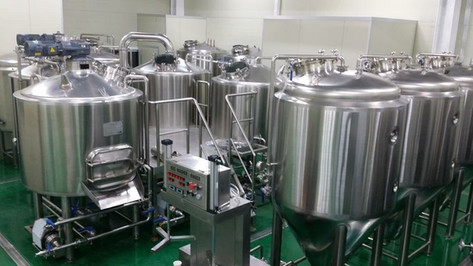 TURNKEY BREWING EQUIPMENT