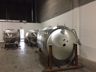 30BBL Fermenters | IN STOCK |  Buyer Dropped Out | Ready to Ship!