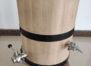 0.5BBL Oak Foeders | Don't miss the promotion price | Go Funky!