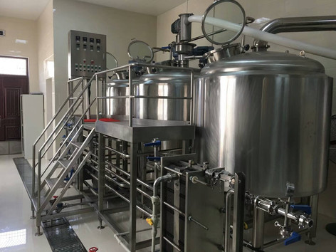 10BBL TURNKEY BREWING SOLUTION