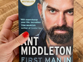 Review: First Man In, by Ant Middleton