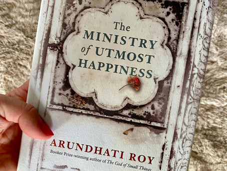 Review: The Ministry of Utmost Happiness, by Arundhati Roy