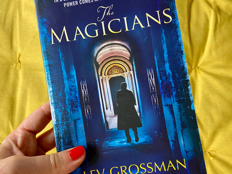 Review: The Magicians, by Lev Grossman