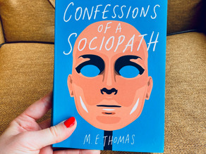 Review: Confessions of a Sociopath, by M. E. Thomas