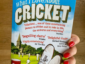 Review: What I Love About Cricket, by Sandy Balfour