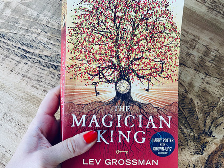 Review: The Magician King, by Lev Grossman