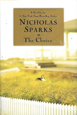Nicholas_Sparks_The_Choice_book_cover