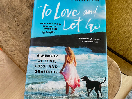Review: To Love and Let Go, by Rachel Brathen
