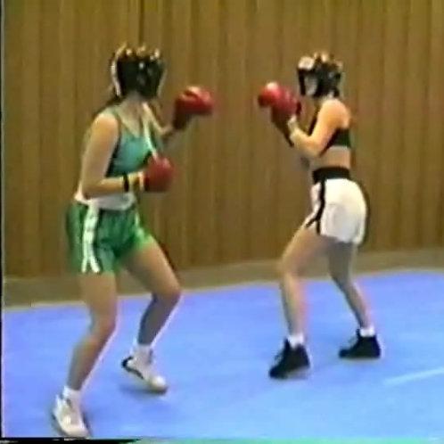 Jeanne Hunter vs Sheri Taylor