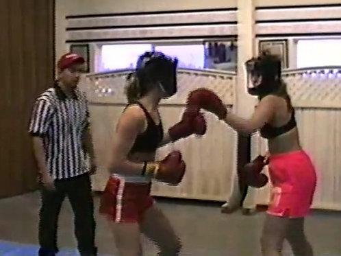 Jeanne Hunter vs Nikki