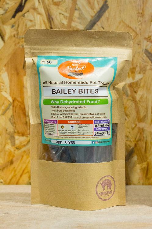 Bailey Bites Pork Liver