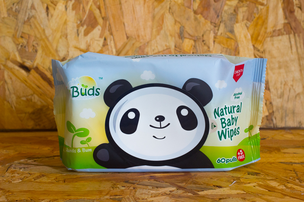 Natural Baby Wipes