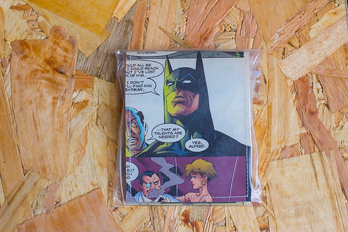 Wallet Comics Laminated 3