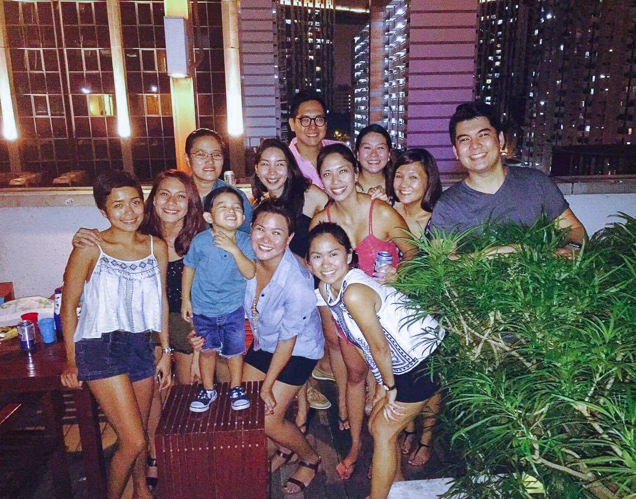 My Singapore Family