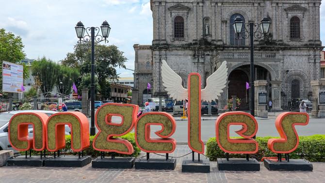Angeles-Clark, Pampanga, Philippines