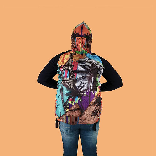 Backpack Cover Medium Pop Art