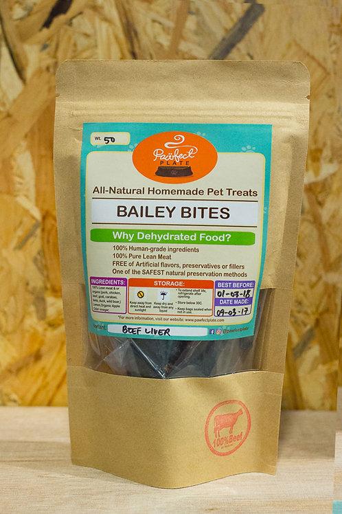 Bailey Bites Liver