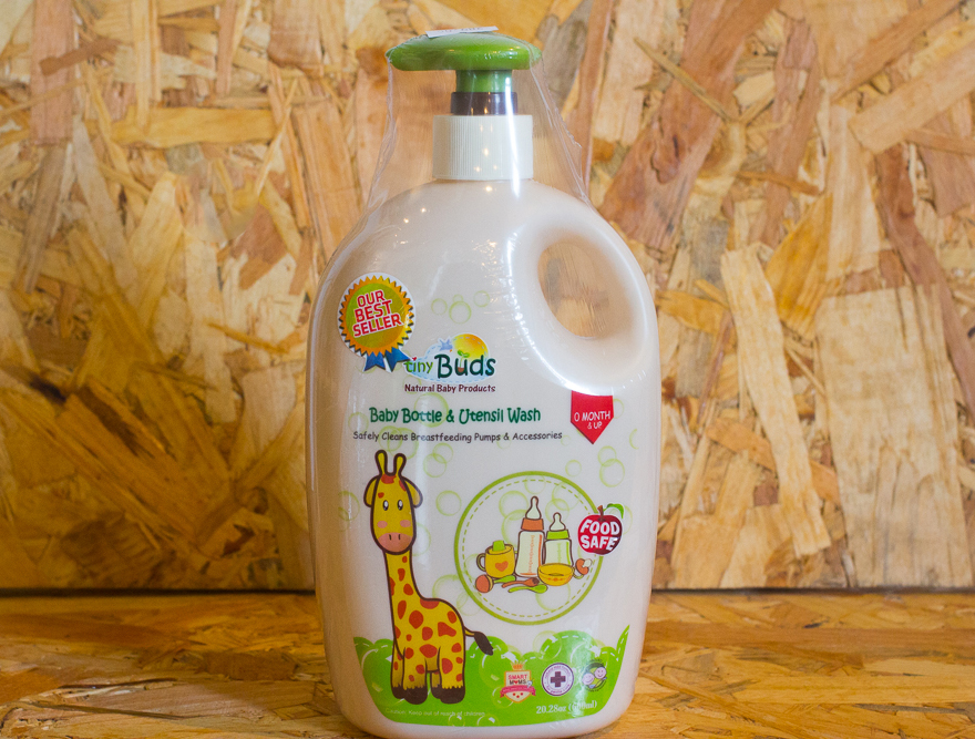 Baby Bottle and Utensil Wash