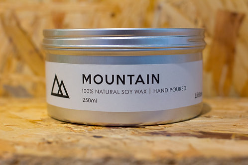 Soy Candle Mountain 250ml