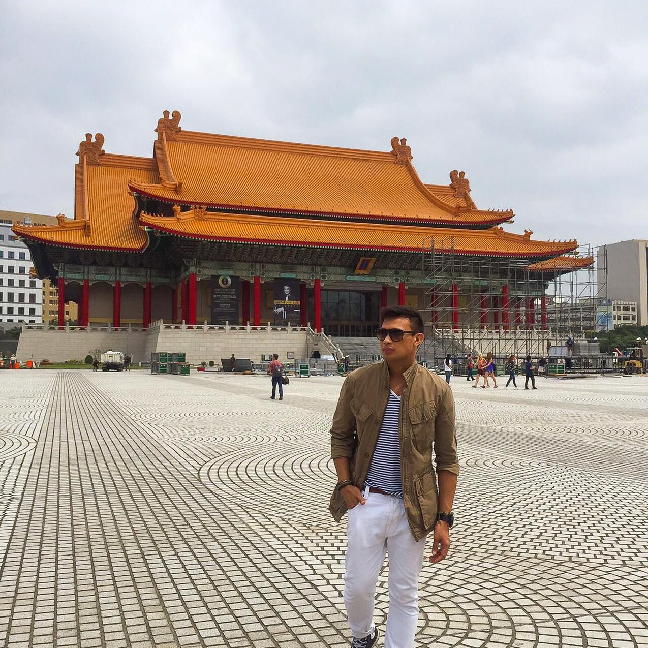 Chaing Kai-Shek Memorial Hall