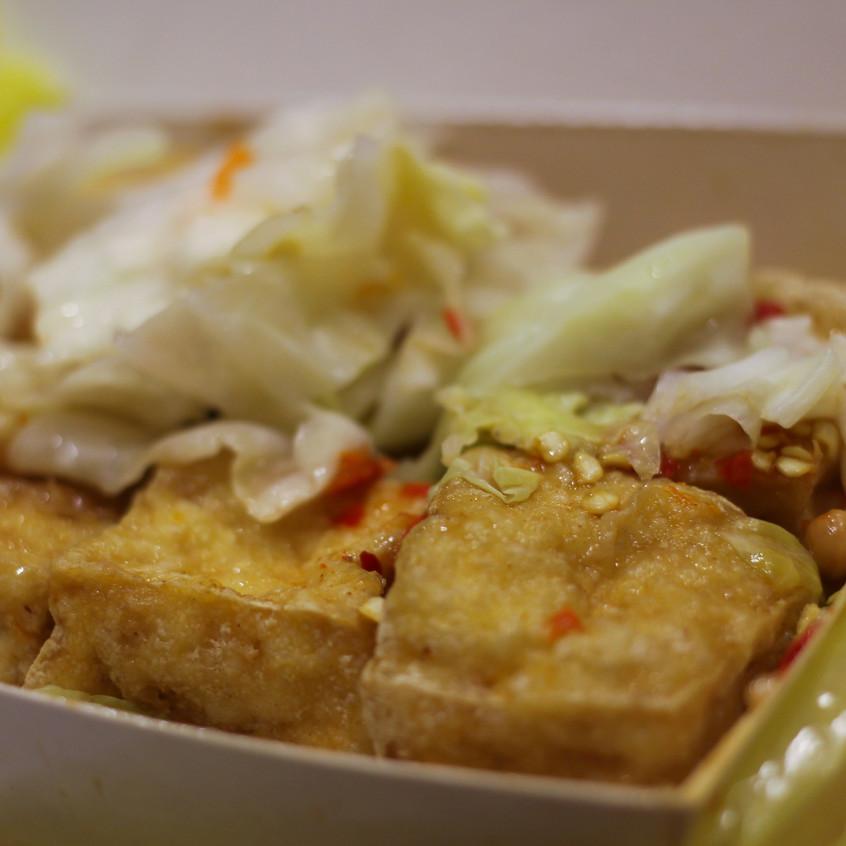 Stingky Tofu