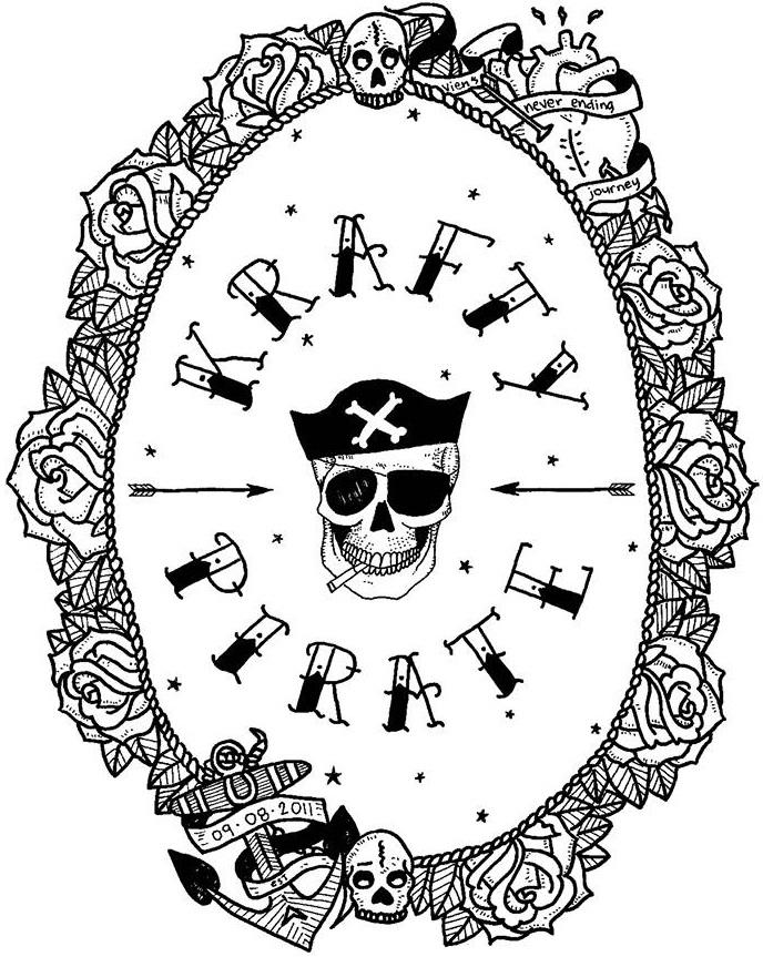 Krafty Pirate