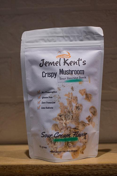 Crispy Mushroom Sour Cream