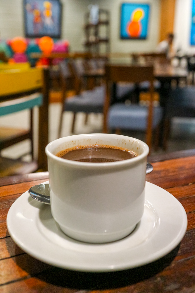 Tablea Hot Chocolate
