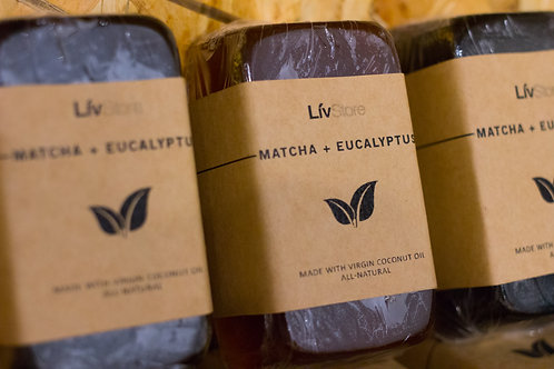 LívStore All-Natural Soap