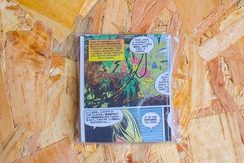 Wallet Comics Laminated 2
