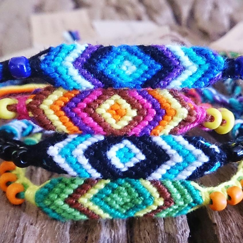 Inez bracelets