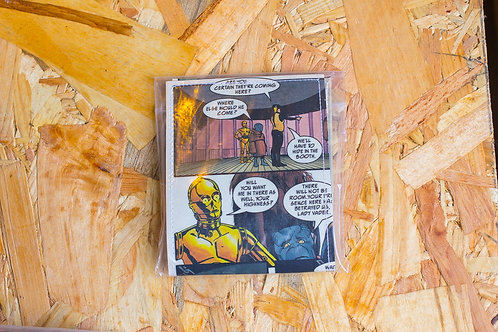 Wallet Comics Laminated 6